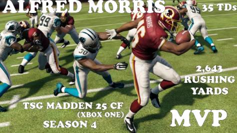 MVP MORRIS 3